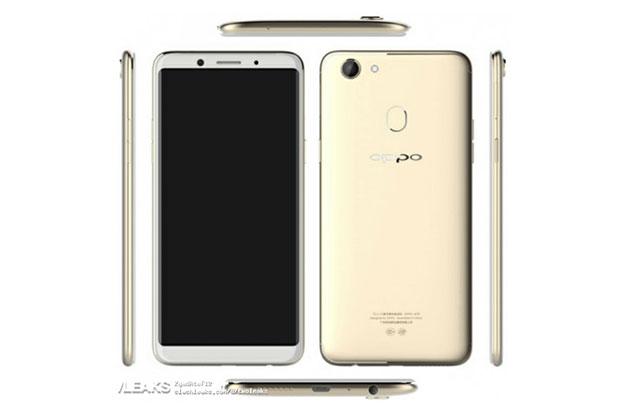 OPPO A79 напресс-рендерах + характеристики