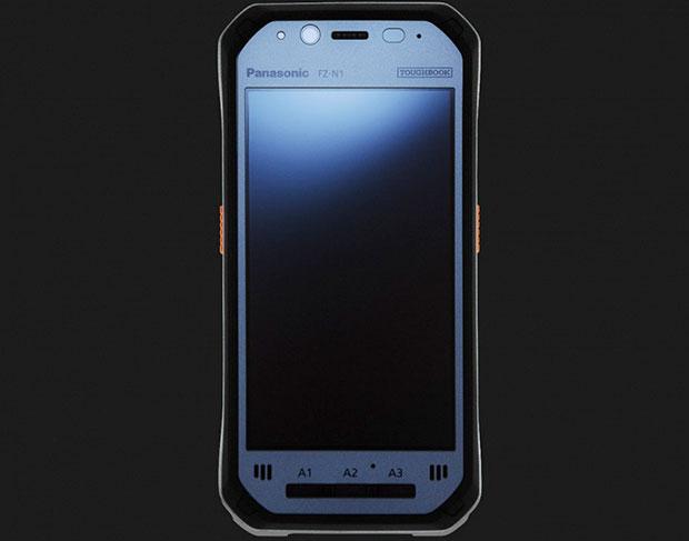 Panasonic Toughbook FZ-N1: гибрид телефона и надежного карманногоПК