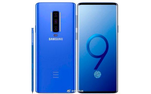 Новое кодовое имя получил Samsung Galaxy Note 9