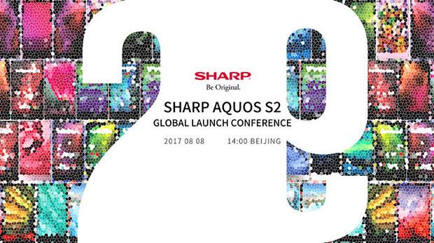 Смартфон Sharp Aquos S2 может превзойти iPhone 8