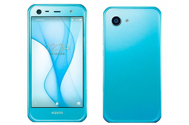 Sharp Aquos Xx3 Мини: смартфон напоследней версии андроид