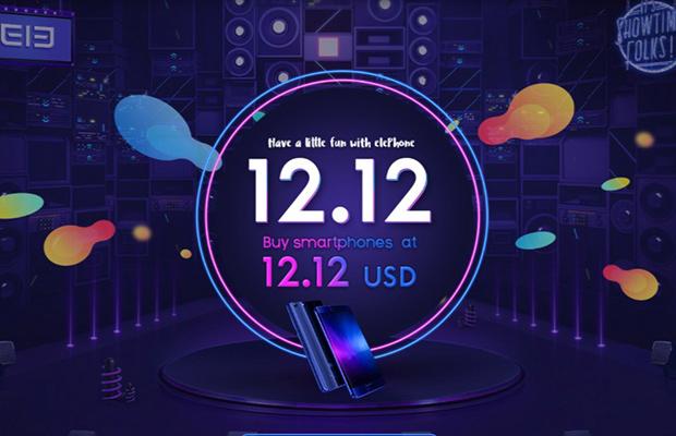 Распродажа телефонов отElephone за12$