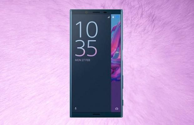 Смартфон Sony Xperia X образца 2017 показали на официальном рендере