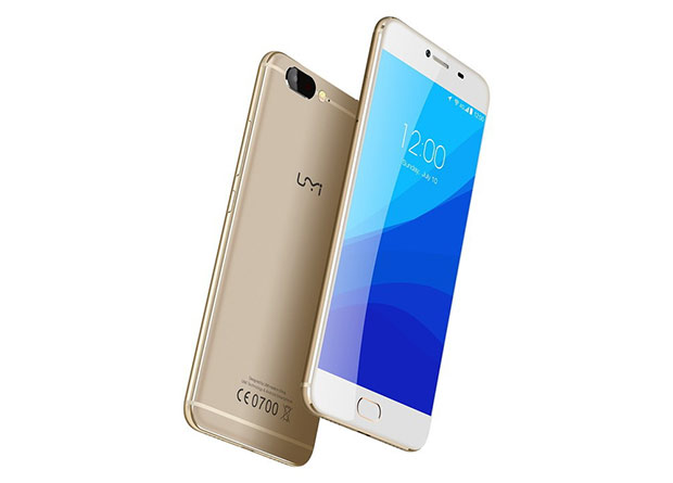 UMi Z— 1-ый смартфон набазе MediaTek Helio X27