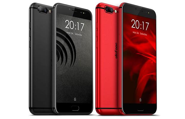 Компания Ulefone официально представила смартфон Ulefone Gemini Pro