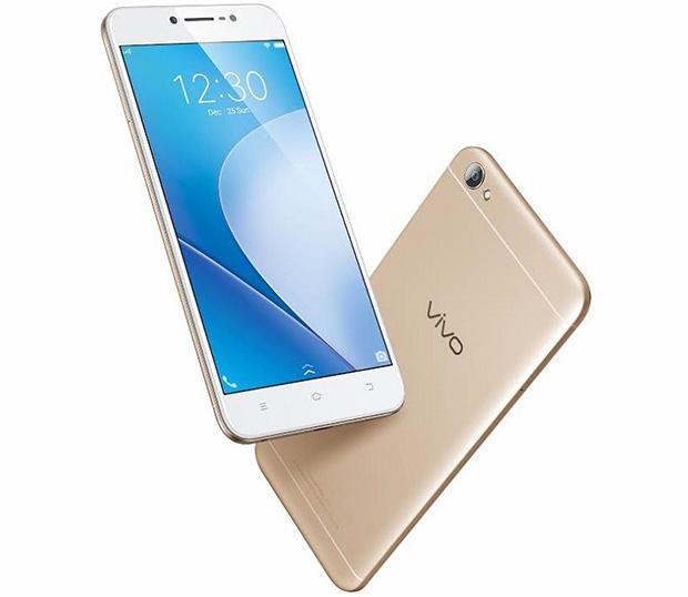 Vivo представила Y66— смартфон для приверженцев  селфи