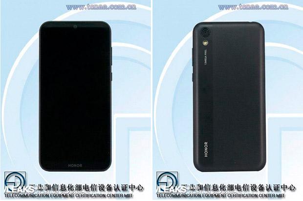 В «Поднебесной» засветился дешевый смартфон Honor KSA-AL10