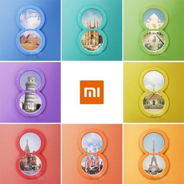 РФ вошла вчисло стран, где будет реализовываться Xiaomi Mi8