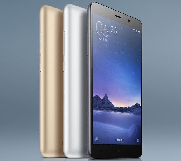 Xiaomi представила Redmi Note 3 Pro стоимостью $150