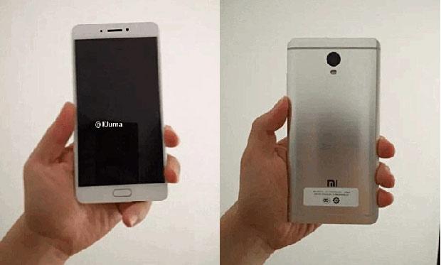 Инсайдер показал «живой» Xiaomi Redmi Note 4X