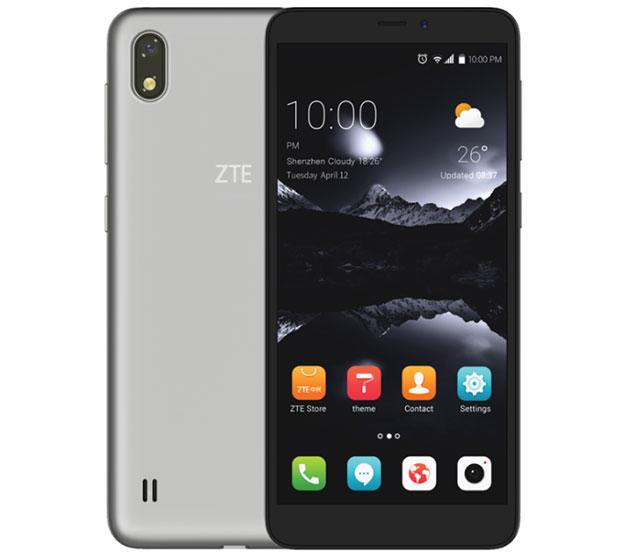 Опубликованы характеристики нового смартфона ZTE A606
