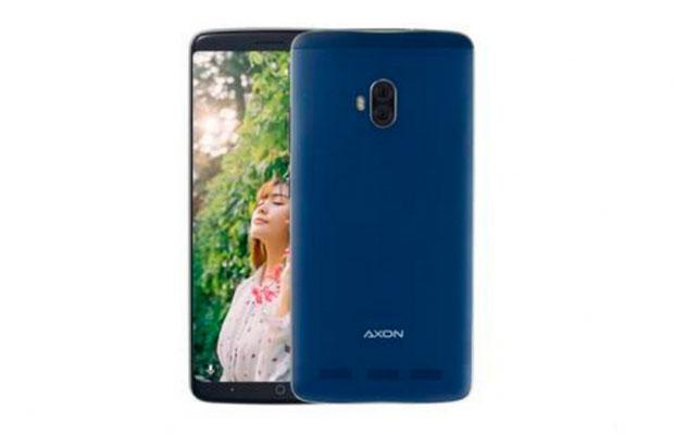 Компания ZTE возвращается нарынок сновым телефоном Axon 9