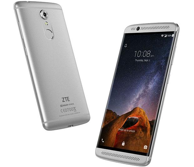 Китайский ZTE представил смартфон со скоростью передачи данных по мобильной сети в 1Гбит/с
