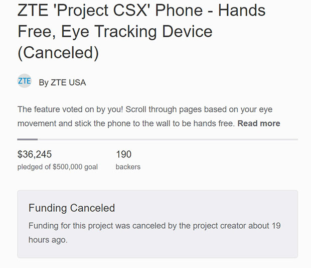 Юзеры неиспробуют вдействии липкий смартфон отZTE