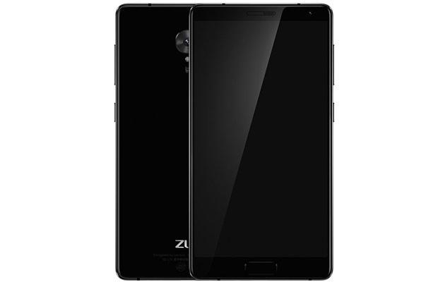 Безрамочный смартфон ZUK Edge анонсирован официально