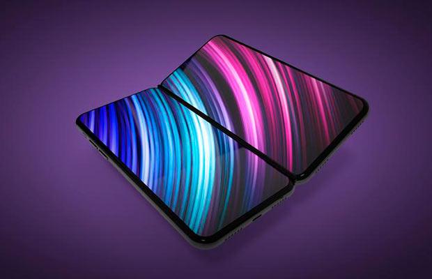 Apple запросила у Самсунг образцы складных дисплеев