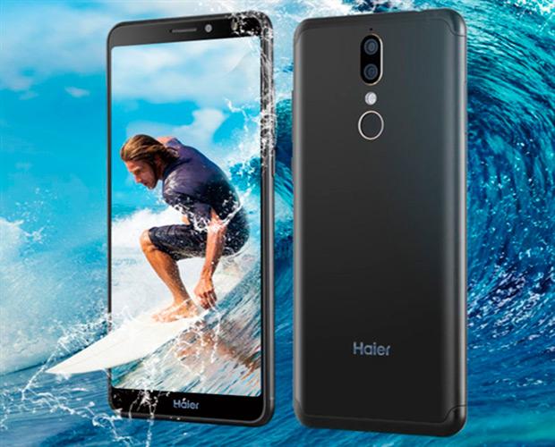 Новый смартфон Haier L8 сбатареей на4000 мАч получит быструю зарядку