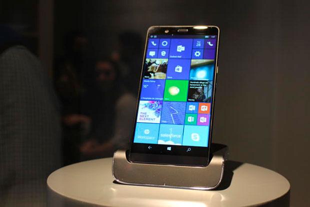 HPпоказала обновлённую модель Windows-смартфона Elite x3