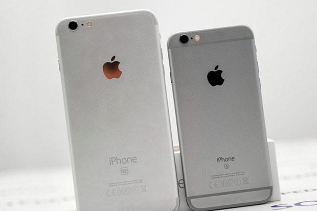 Смартфон iPhone 7 может получить название iPhone 6SE