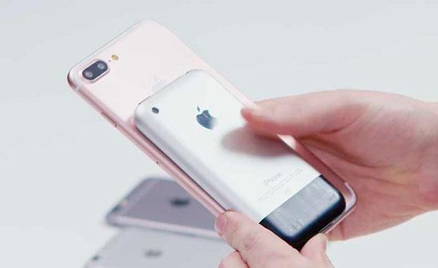 Apple отказалась отiPhone 7 Plus
