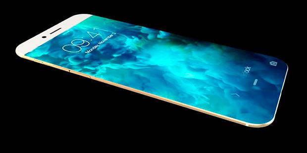 IPhone 8 получит «лицо» Galaxy Edge 7