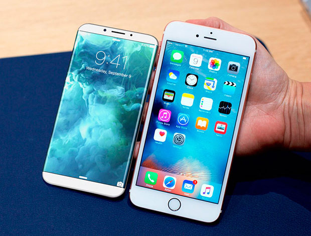 Гибкий iPhone может быть представлен общественности уже втечении следующего года