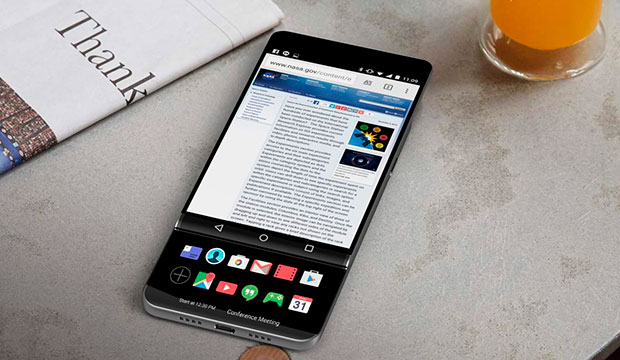 Новые утечки о характеристиках LG V30