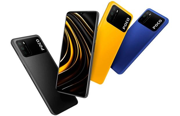 Xiaomi официально представила смартфон Poco M3