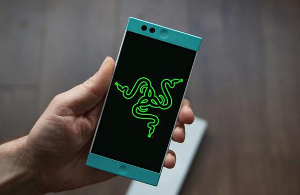Компания Razer анонсировала выпуск мобильной консоли