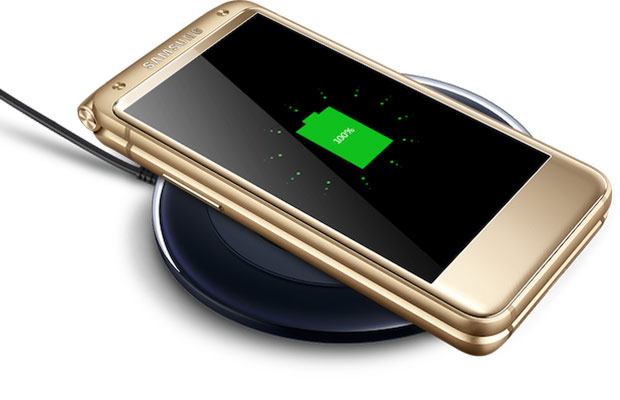 Самсунг представила раскладушку сначинкой Galaxy S7
