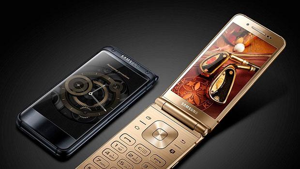 Самсунг представила смартфон-раскладушку SM-G9298