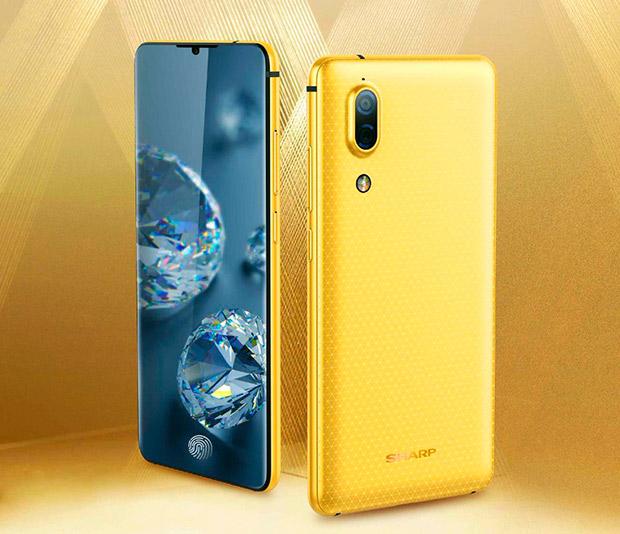 Смартфон Sharp Aquos S2 сможет составить конкуренцию iPhone 8