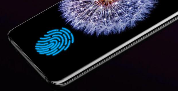 Galaxy S10 станет первым смартфоном Samsung с ультразвуковым сканером отпечатков пальцев в экране