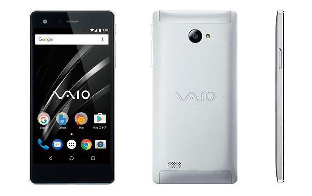 Анонсирован смартфон VAIO Phone A
