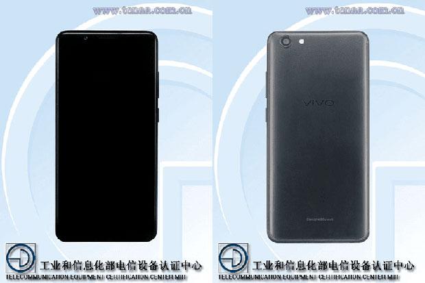 Появились ведения о телефонах Vivo Y71 иY71A