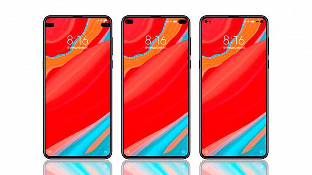 Xiaomi запатентовала навсе 100% безрамочный смартфон