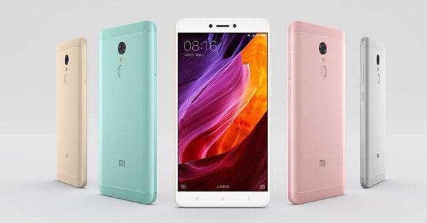 Новый флагман Xiaomi Redmi Note 4 поступит в реализацию 4марта
