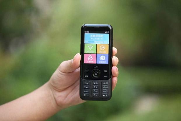 Кнопочный смартфон Xiaomi ZMI Travel Assistant Z1 вышел на рынок