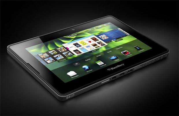Компания BlackBerry хочет выпускать планшеты и«умные» гаджеты