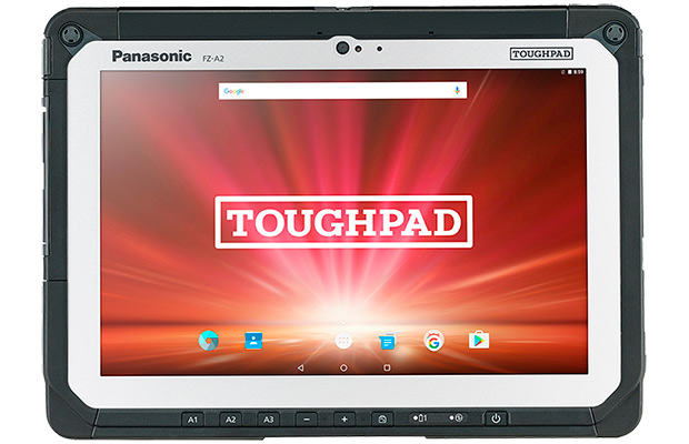 Panasonic представила новый планшет Toughpad FZ-Q2
