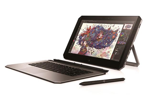 HP анонсировала планшет для творческих клиентов