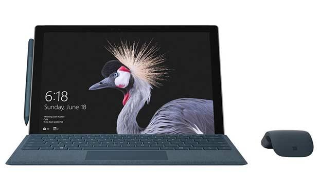 Обновленный тип Microsoft Surface Pro представлено официально