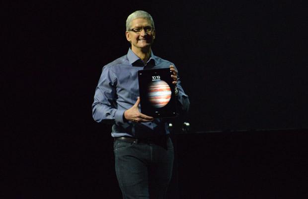 Apple представила 12,9-дюймовый планшет iPad Pro