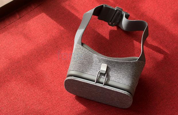 Google представит AMOLED дисплей для VR-гарнитур в мае