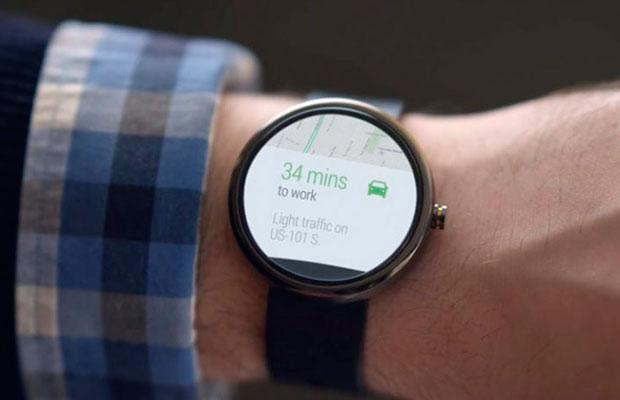 Инженеры Google активно работают над созданием фирменных смарт-часов