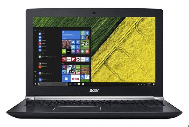 Acer анонсировала компактный игровой ноутбук Aspire V Nitro
