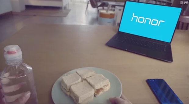 Лэптоп Honor MagicBook спроцессорами Intel восьмого поколения оценили в800 долларов