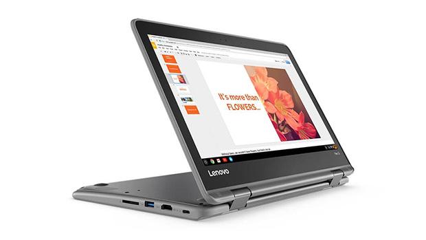 Lenovo Flex 11 наChromeOS небоится падений иводы