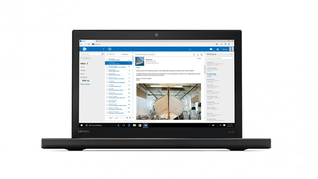 Компания Lenovo анонсировала новые ноутбуки