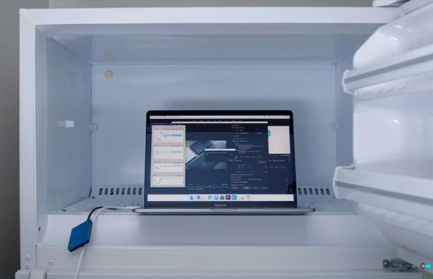 Видеоблогер поведал осерьезной проблеме вMacBook Pro